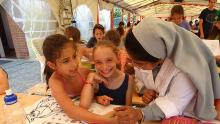 MSMHC with children